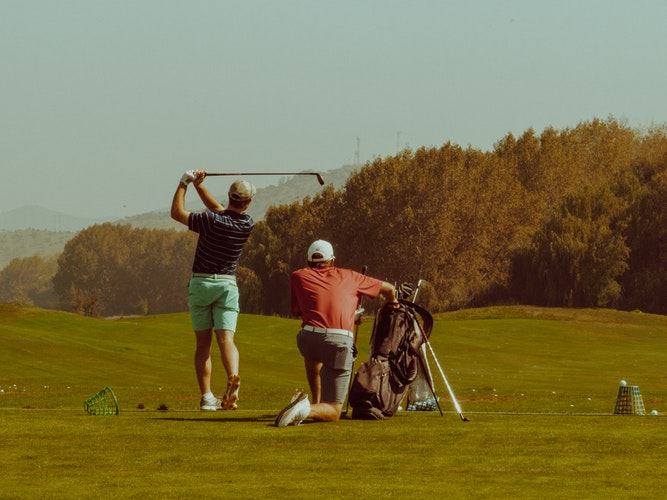 """featured image of blog titled """"Why Should You Undergo Golf Grip Replacement in Tulsa?"""""""