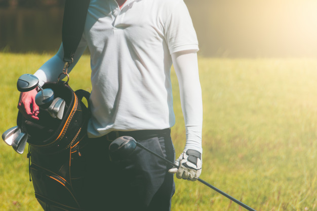 """featured image of blog titled """"Accra Golf Shafts: How to Choose the Right Shaft for your Swing"""""""